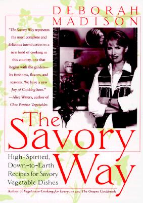 The Savory Way Cover
