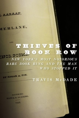Thieves of Book Row Cover