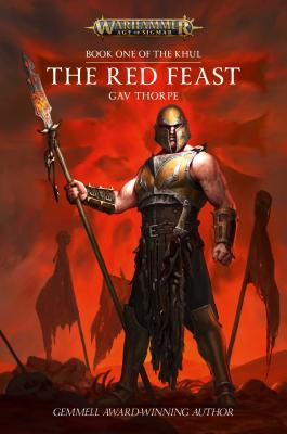 Cover for The Red Feast (Warhammer