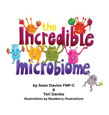 The Incredible Microbiome Cover Image