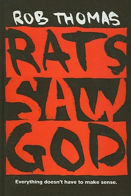 Rats Saw God Cover Image