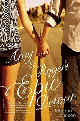 Amy & Roger's Epic Detour Cover Image