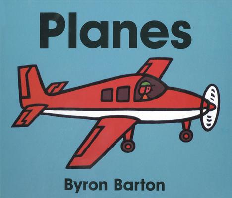 Planes Board Book Cover Image