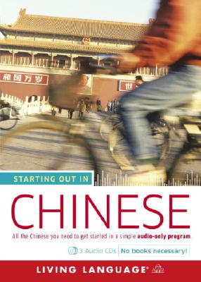 Starting Out in Chinese Cover