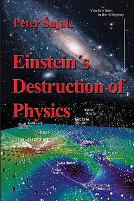 Einstein's Destruction of Physics Cover Image