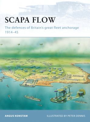 Scapa Flow Cover