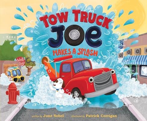 Tow Truck Joe Makes a Splash Cover Image