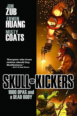 Skullkickers Volume 1 Cover