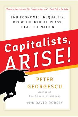Cover for Capitalists, Arise!