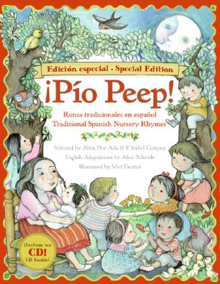 Pio Peep!: Rimas Tradicionales en Espanol [With CD (Audio)] Cover Image