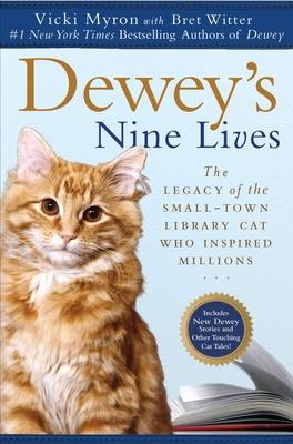 Dewey's Nine Lives Cover