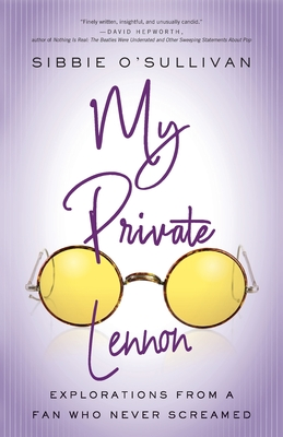 Cover for My Private Lennon