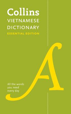 Collins Vietnamese Dictionary: Essential Edition (Collins Essential Editions) Cover Image