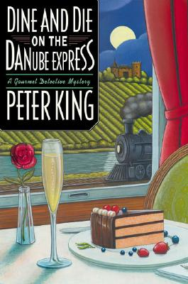 Dine and Die on the Danube Express Cover
