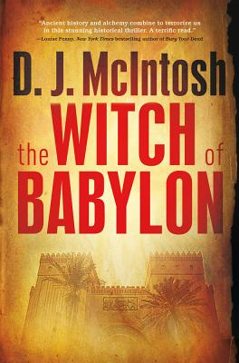 The Witch of Babylon Cover