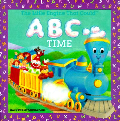 The Little Engine That Could ABC Time Cover Image