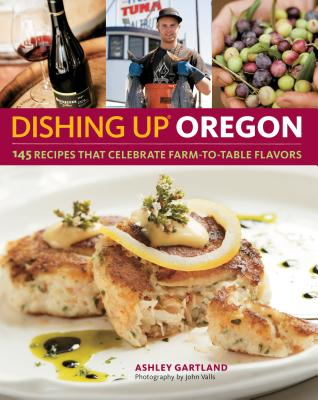 Dishing Up Oregon Cover