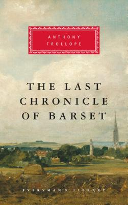 The Last Chronicle of Barset Cover