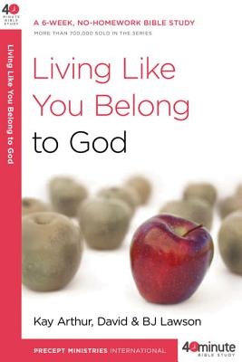 Living Like You Belong to God Cover