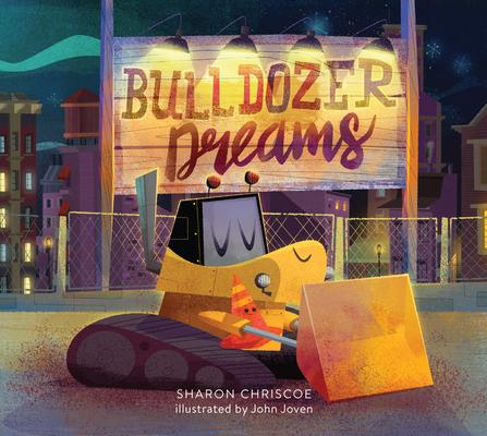 Cover for Bulldozer Dreams