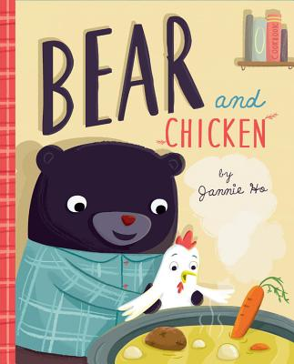 Bear and the Chicken by Jannie Ho