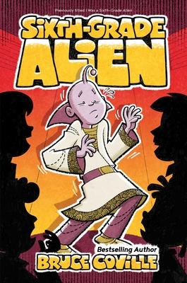 Sixth-Grade Alien Cover Image