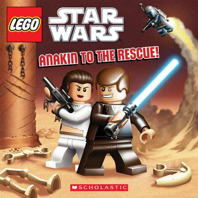 Anakin to the Rescue Cover