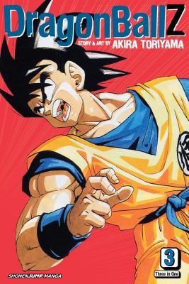 Dragon Ball Z, Vol. 03 (VIZBIG Edition) cover image