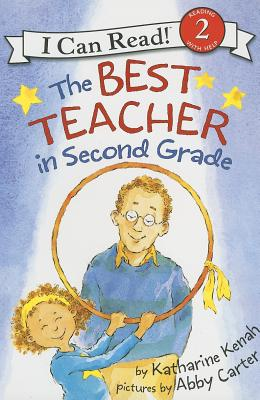 The Best Teacher in Second Grade (I Can Read Level 2) Cover Image