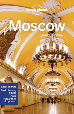 Lonely Planet Moscow (City Guide) Cover Image