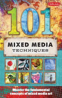 101 Mixed Media Techniques Cover