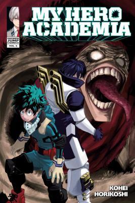My Hero Academia, Vol. 6 (My Hero Academia  #6) Cover Image