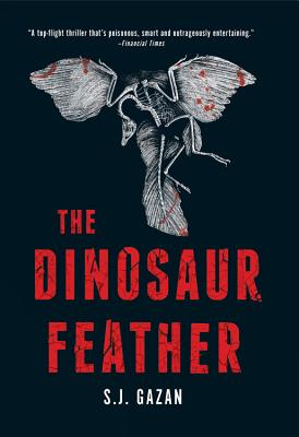 The Dinosaur Feather Cover