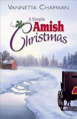 A Simple Amish Christmas Cover
