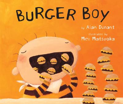Burger Boy Cover