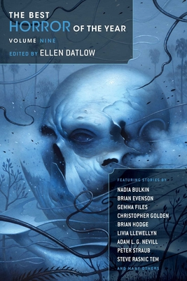 The Best Horror of the Year Volume Nine Cover Image