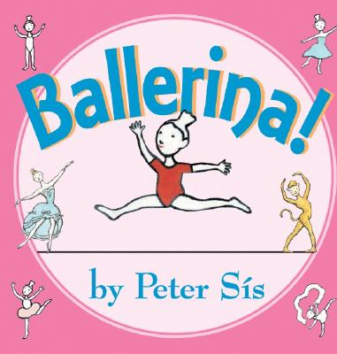 Ballerina! Board Book Cover Image