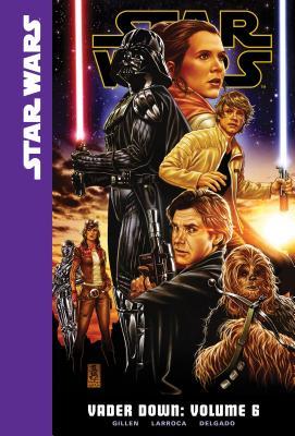Vader Down, Volume 6 (Star Wars: Vader Down #6) Cover Image