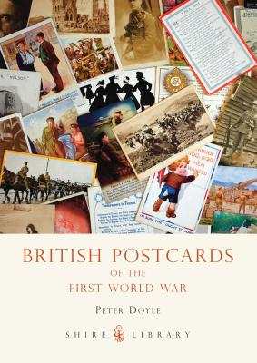 British Postcards of the First World War Cover