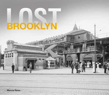 Lost Brooklyn Cover Image