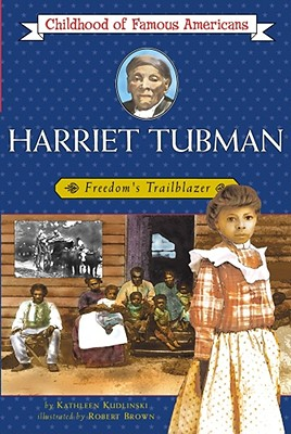 Cover for Harriet Tubman (Childhood of Famous Americans)