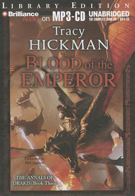 Blood of the Emperor Cover