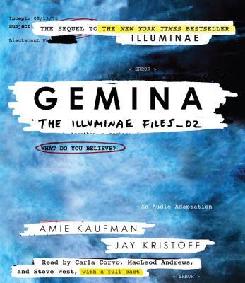 Gemina (The Illuminae Files #2) Cover Image