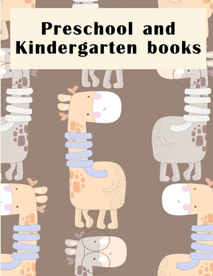 Preschool and Kindergarten books: Christmas gifts with pictures of cute animals Cover Image