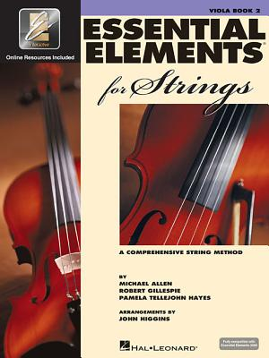 Essential Elements for Strings - Book 2 with Eei: Viola Cover Image