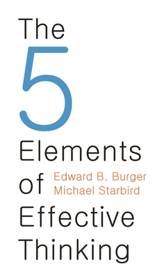 The 5 Elements of Effective Thinking Cover Image