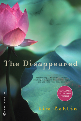 Cover for The Disappeared
