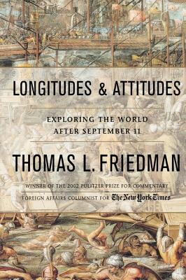 Longitudes and Attitudes Cover