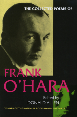 Cover for The Collected Poems of Frank O'Hara