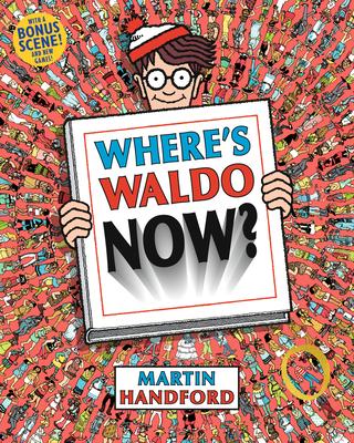 Where's Waldo Now? (Where's Waldo?) Cover Image